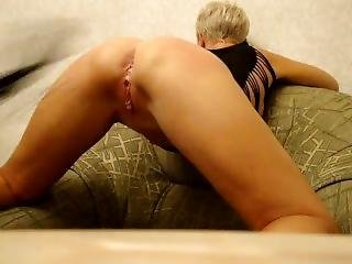 Squirting After Ass Whipping