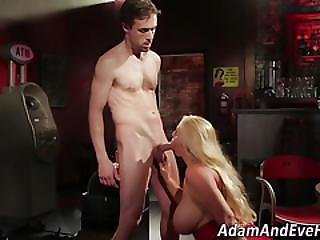 Cougars Sexy Juggs Jizzed