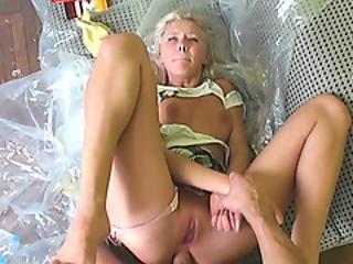 Cute Blonde Teen Eroticd Brutal Ass Fuck