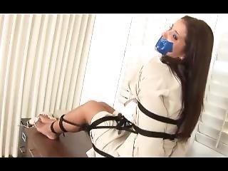 anjo, bondage, morena, escura, fetishe, milf, estrela porno, secretária, só