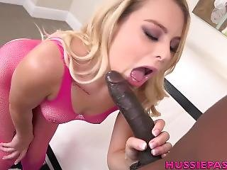 Tiniest Teen In Porn (4 Ft, 6 Inches) Takes Her First Bbc!