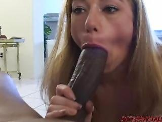 Wife Screwed Raw By Big Black Cock Roughly At Interracial Pass