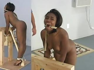 Black, Bondage, Domination, Punish, Spanking, Whip