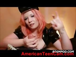 Femdom Chastity Pov Cock Teaser Americanteencam.com