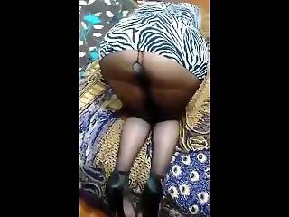 Upskirt Wife Pantyhose Beth
