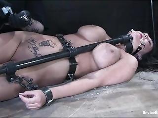 bondage, fetish, hårt, sex