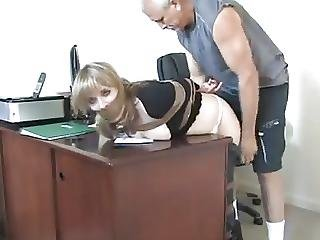 Taped Secretary