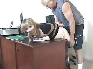 Taped Secretary