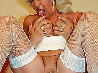 She May Be Old But She Still Loves Dick