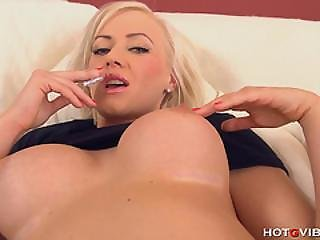 Her Orgasmic Moans Will Make You Cum