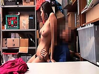 Karlee Grey Got Her Tight Pussy Fuck On Top
