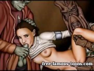 Furrie porno tegneserier