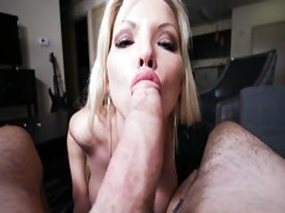 Milf Barbie Sins Craves For A Huge Cock