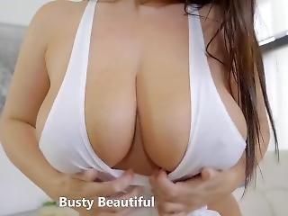 engel, luder, gross titte, blasen, brünette, schwanz, harter porno, pornostar, weiss, jung