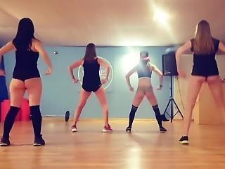 Twerkteam A.k.a Twerk Dance - Twerk Dance Hot Girl 10