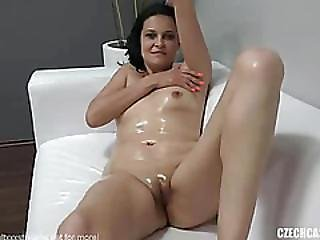 Czech Amateur Radka Fucks On Casting