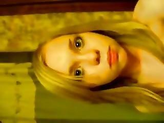 Blonde Hairy Girl