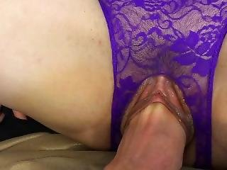 Squirting...fisting... Doggy