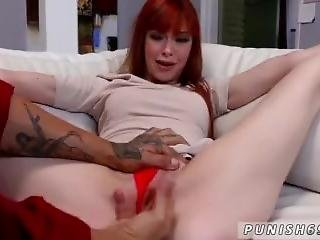 Samantha-incredible Redhead Anal Hot Teen Gets Cum Pussy