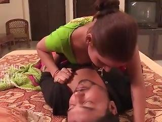 Indian Housemaid Seduce And Force Sex With Owner