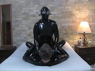 esclavitud, fetiche, látex, masturbación, jugetes