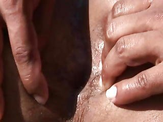Gay Latino Gets His Ass Wet By Finger And Cock