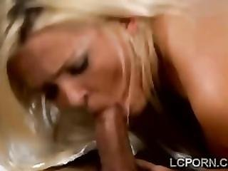 Hardcore Anal Action For A Blonde Slut!