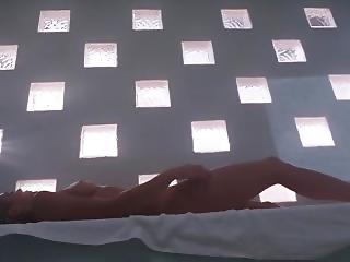 Death Spa: Sexy Nude Sauna Babe