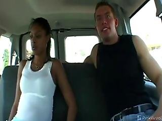 We Picked Up Jemini At The Bus Stop She Was Hot Sweaty And Ready To Go Home Sorry Bitch This Van Only Goes One Way That S Right Sugar You Re Going Downtown On My Dick And You Re Still Going To End Up Hot Sweaty And This Time Sticky