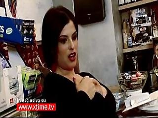 Sara Tommasi E Nando Colelli Scandaloso Video Porno Xtime.tv