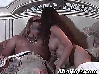 Phat Ass Big Round Titty Ghetto Slut Pegged