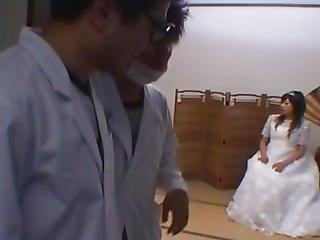 πίπα, Bride, ντύσιμο, Drilled, τριχωτή, τριχωτό μουνί, Milf, μουνί, σέξυ, στολή, γάμος