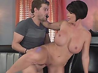 Dirty Milf Slut Shay Fox Slammed Hard By Younger Guy
