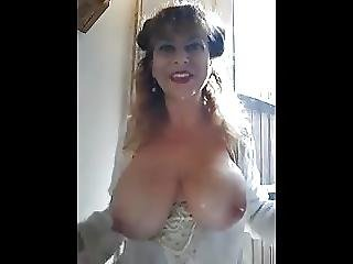 Horny Mommy Milk Facial
