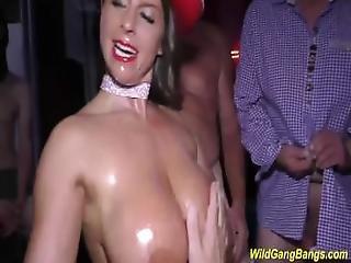 Monster Boob Milf Sexy Susi Wild Gang Banged