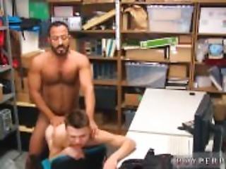 Cops straight uniform gay sex xxx police