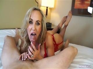 Insanely Hot Milf Treats Your Cock To A Sensual Sucking Brandi Love