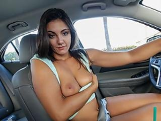 Fantastic Boobie Taylor Cant Wait To Get Fucked