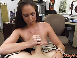 Hot Ex Dominatrix Banged By Nasty Pawn Dude At The Pawnshop