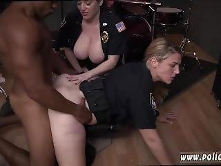 Brunette Milf Interracial Gangbang And Fake Cop Wife Anal And Megan Rain