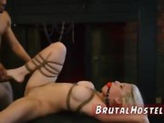Brutal anal gang bang xxx hardcore rough