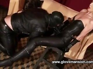 Glovemansion - Taking Your Mouth Virginity