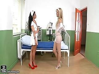 Sophie Moone And Bettina Dicapri Lesbian Fun