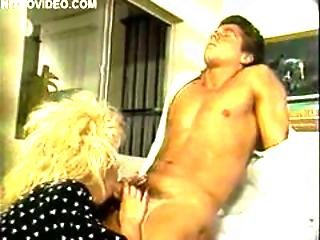 Gail Force And Peter North Porn Classic