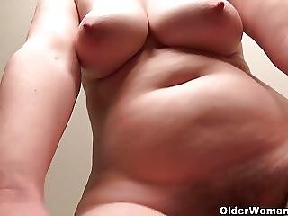 Fingering, Hairy, Hairypussy, Mature, Milf, Nylon, Old, Pussy, Secretary