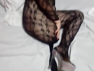 Amputee Rak Woman Pantyhose