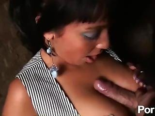 Perky Tits Takes A Bwc
