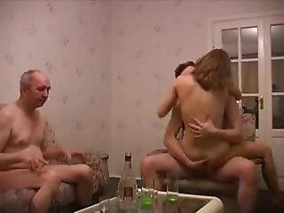 Homemade - Family Orgy