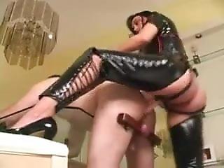 Mistress M Strap On
