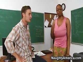 Carmen Hayes Is A Sexy Teacher Fucked By Her Student